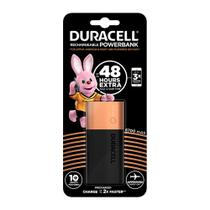 CARREGADOR PORTATÍL DURACELL POWER BANK 6700mah