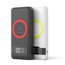 Carregador Portátil Power Bank Bateria externa Pineng Pn-886 10.000mah Sem fio QI wireless Tablet Iphone PsP Smartphone