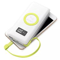 Carregador Portatil Power Bank PINENG PN- 888 10000 mAh Wireless -