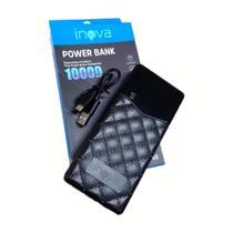 Carregador Portátil Powerbank 10000mAh POW-1068 INOVA Preto -