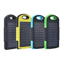 Carregador portatil solar power bank para celular 8000mah - Xcell