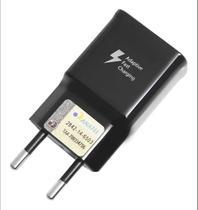 Carregador Samsung Original Ultra Rapido Para Celular Cabo Micro Usb V8 Preto - sm