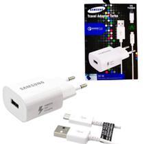 Carregador Samsung Turbo Travel Adapter 3.0 30w Micro Usb V8 - Sumsung