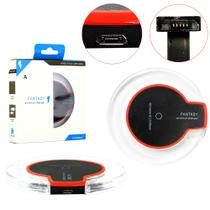 Carregador sem Fio Charger Wirelless + Receptor V8 Android Wirelless Charger Generico - Vitrine