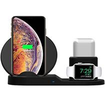 Carregador Sem Fio Fast C/ Suporte iPhone indução Lançamento - Duda Store