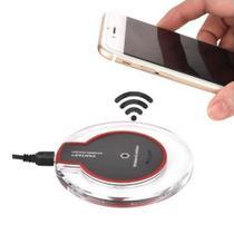 Carregador Sem Fio Indução Qi Para Smartphone Universal - Sef Eletro