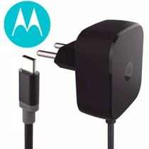 Carregador Turbo Power USB C Tipo C Original Motorola
