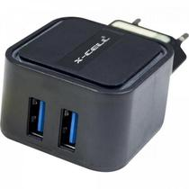 Carregador Ultra 2 USB 3.4 XC-UR10 X-CELL FLEX -