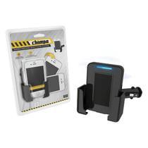 Carregador USB 12v Suporte Ajustável p/ MP3 /Celular - Chimpa