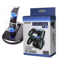 Carregador Vertical Controle PS4  Dock Station Dualshock Playstation 4 - Bgxpro