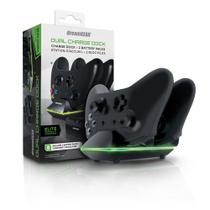 Carregador Xbox One Dual Charge Dock 2 baterias DreamGear -