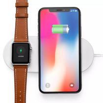 Carregamento Sem Fio Magnético Apple Watch E Iphone 8, X, Xr - Ebai brasil