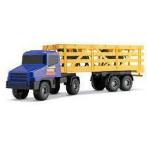 Carreta Horse Estrada Cx 6040 Silmar - Silmar brinquedos