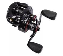 Carretilha marine sports lubina black widow gtx esquerda