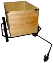 Carretinha Box Plus - Ecocase