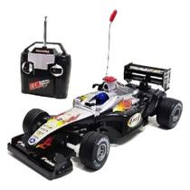 Carrinho 1:24 Carro Controle Remoto Corrida F1 Formula 1 - Deluxe