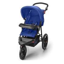 Carrinho 3 rodas expedition azul - fisher price -