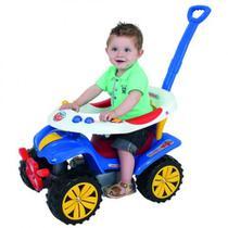 Carrinho Andador Infantil Empurrador C/ Sons Dudu Car Biemme -