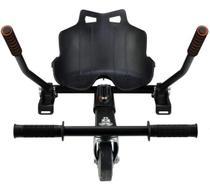Carrinho Assento Hoverkart para Hoverboard 6.5, 8, 8.5 e 10 Polegadas Importway BW-058 Preto -
