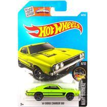 Carrinho Básico Sortido - Hot Wheels C4982 - Mattel