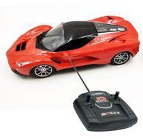 Carrinho Carro Controle Remoto Carro Luz De Farol 1:16 28cm - Importway