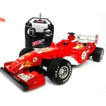 Carrinho Carro Controle Remoto Formula 1 F1 Corrida - Toys