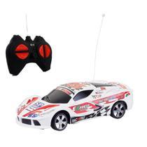 Carrinho Carro de Controle Remoto Champion Race 1:24 - Samba Toys