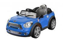 Carrinho Carro Elétrico Conversível 6v Azul Crianças Belfix - Bel Fix