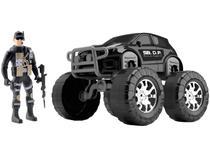 Carrinho Comando Tático - Samba Toys com Acessório
