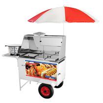 Carrinho Combinado 3x1 Lanche Hot Dog Salgado Chlcl013 Armon -