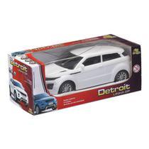 Carrinho Controle Remoto 2 Funções Detroit Land Rover 137d91e86d7