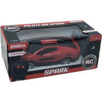 Carrinho Controle Remoto SPARK 3FUNC. - Planeta Criança -