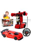 Carrinho Controle Remoto Transformers Changebot - Polibrinq -