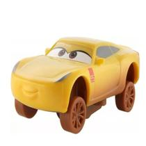 Carrinho - Crazy 8 Crashers - Turbo Drift - Cruz Ramirez - Disney - Pixar - Cars 3 - Mattel -
