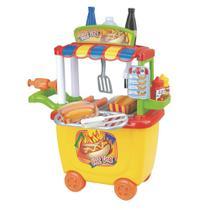 Carrinho Creative Fun Food Truck Hot Dog Br581 Multikids -