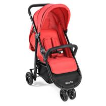 Carrinho de Bebê 3 Rodas Jogger Weego até 15kg Vermelho Weego -