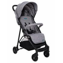 Carrinho de Bebê Berço Cinza Bebeliê 15 Kg CBB-02 - Bebelie