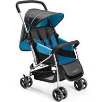 Carrinho de Bebê Berço Flip Azul Bb503 Multikids Baby -