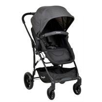 Carrinho de Bebê Burigotto Convert Multi Posições  Dark Gray -
