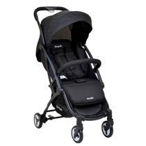Carrinho de Bebê Burigotto Hoodie Multi Posições  Black - Abra Cadabra