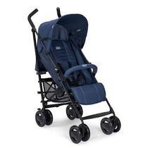 Carrinho de Bebê Chicco London Blue Passion -