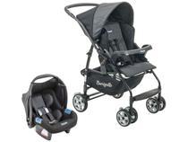 Carrinho de Bebê com Bebê Conforto Burigotto - Travel System Rio K 15kg
