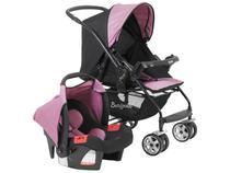 Carrinho de Bebê com Bebê Conforto Burigotto  - Travel System Rio K para Crianças até 15kg