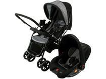 Carrinho de Bebê com Bebê Conforto Voyage - Travel System CD200 OPPTS-DUO 0 a 15kg