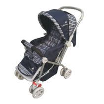 Carrinho de bebê confort Azul Color baby -
