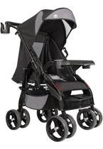 Carrinho de Bebê e Berço Upper Preto Tutti Baby -