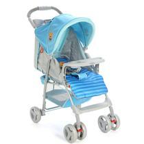 Carrinho de Bebê Fit Voyage Azul Puppy -