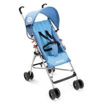 Carrinho De Bebê Guara-chuva Weego Way Azul Weego - BB507 -