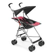 Carrinho de Bebê Guarda-Chuva - Pocket - Rosa - MULTIKIDS BABY