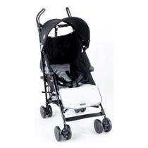 Carrinho de Bebê MacLaren Quest - Black Silver -